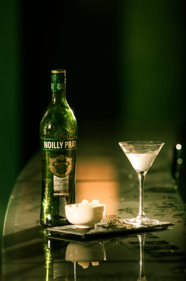 Noilly Pratt Dry Martini Winner 2015