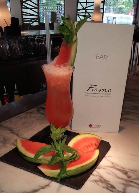San Carlo Fumo - 'The Dream' cocktail
