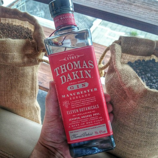 Thomas Dakin Bottle