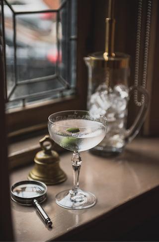 Hendricks - Martini