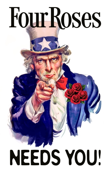 Four Roses needs you!