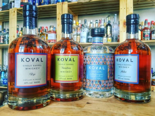 KOVAL – DRINKS ENTHUSIAST