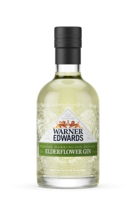 Elderflower 20cl Bottle Render 2