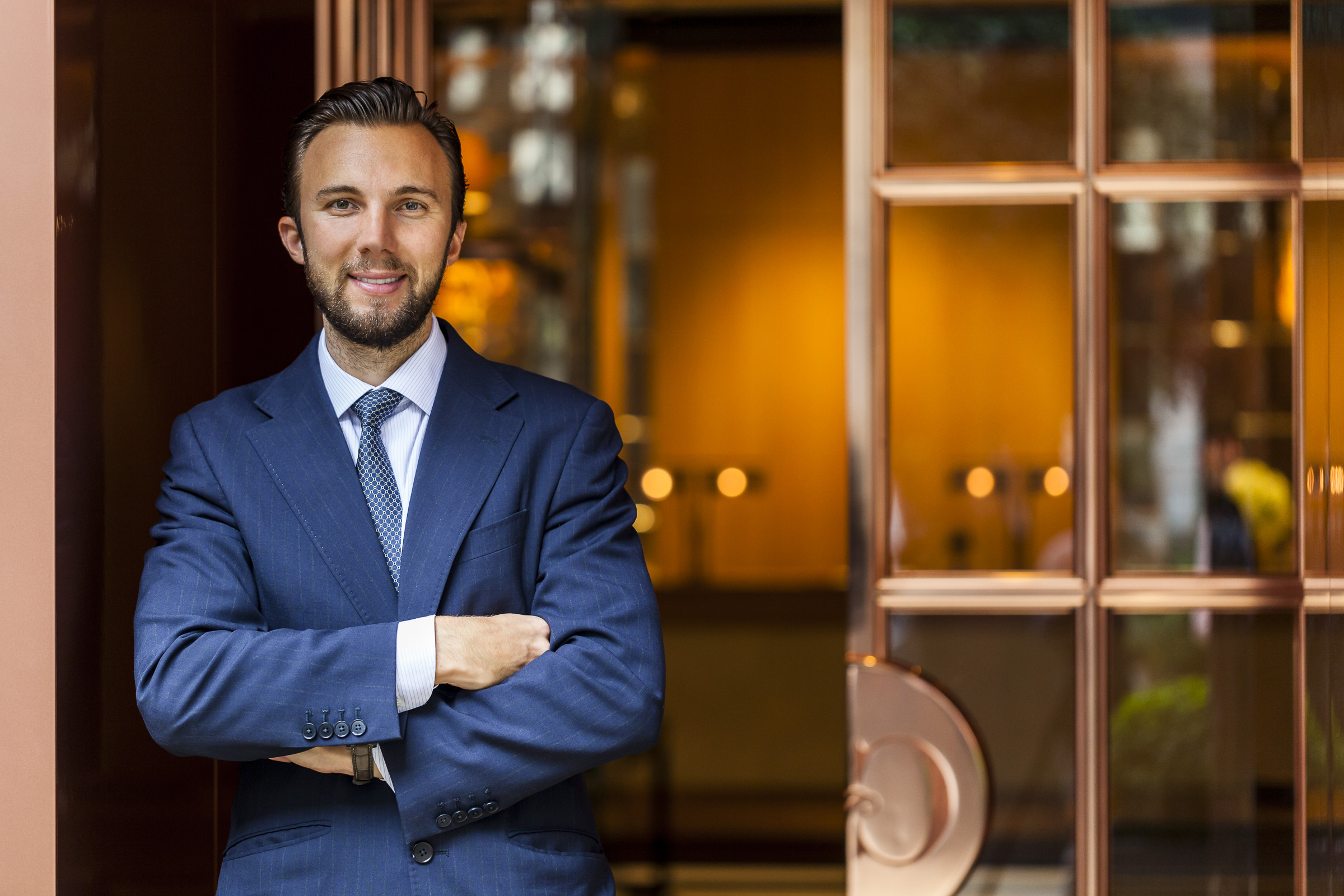 Martin Siska Joins Scarfes Bar At Rosewood London As Bar Manager  Bar Manager