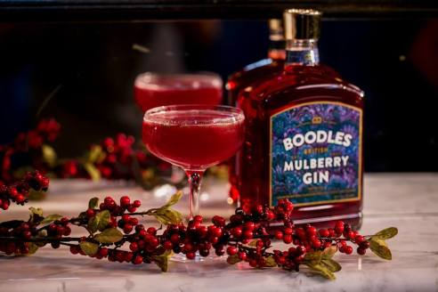 Boodles - Mulberry Fizz