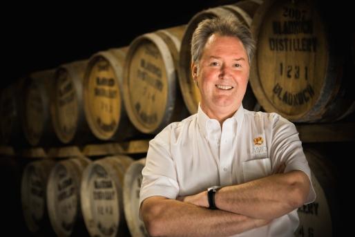 Ian MacMillan, Bladnoch Distillery