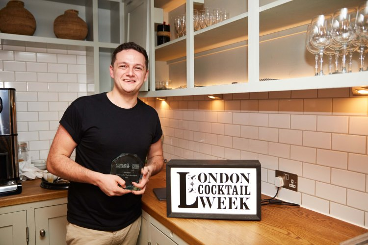 Cayman Islands Department of Tourism co-hosts first ever competition to find London Cocktail Week's best cocktail.