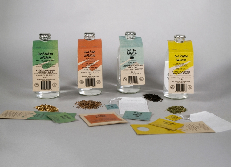 Our Infusions range