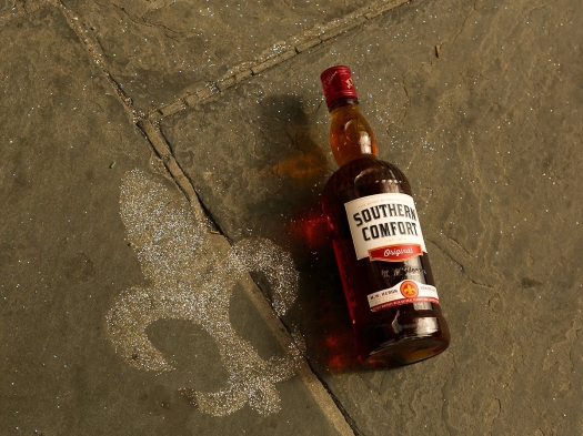 Southern Comfort hits the streets for LCW