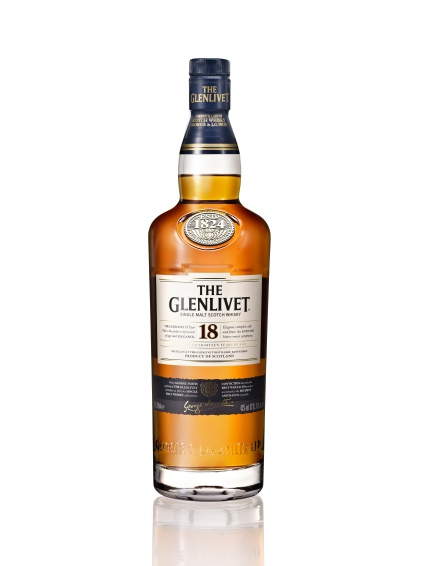 The Glenlivet 18 years old
