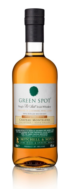 GREEN SPOT_Montelena_Bottle