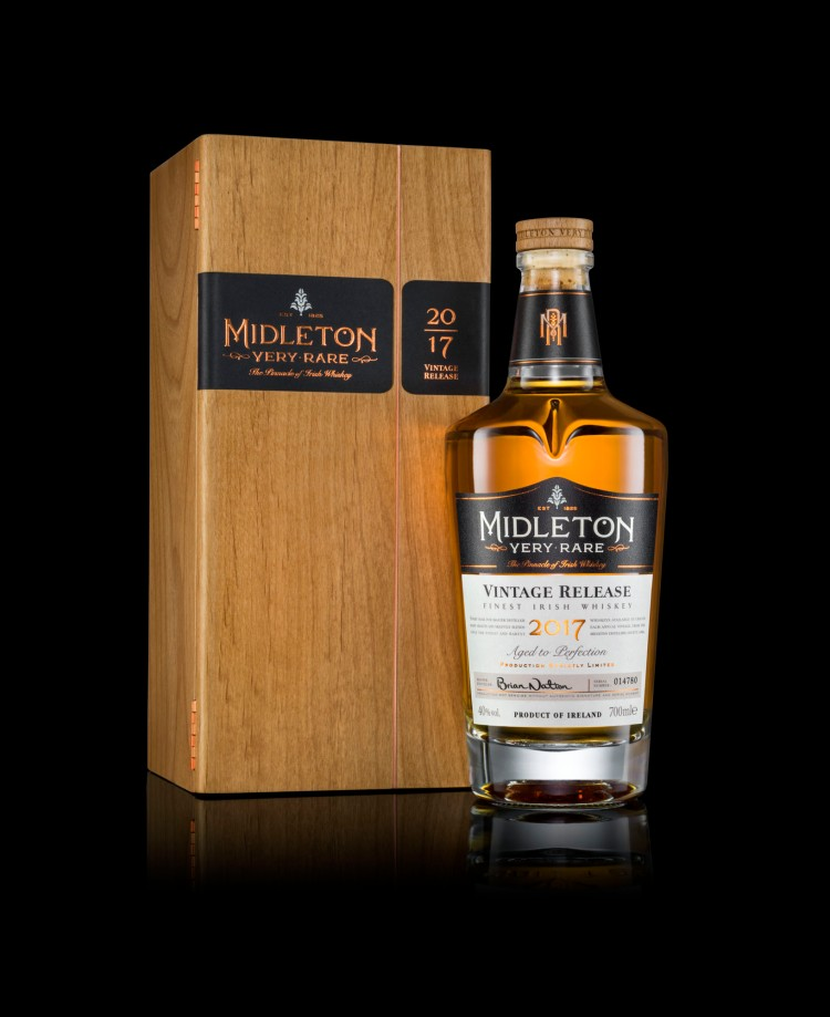 Midleton Very Rare Vintage Selection 2017 with box