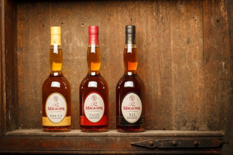 Pere Magloire Bottle Lineup