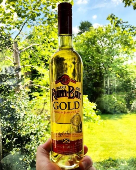 Rum Bar Gold