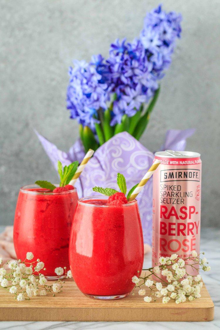 Raspberry Rose Frose-1009